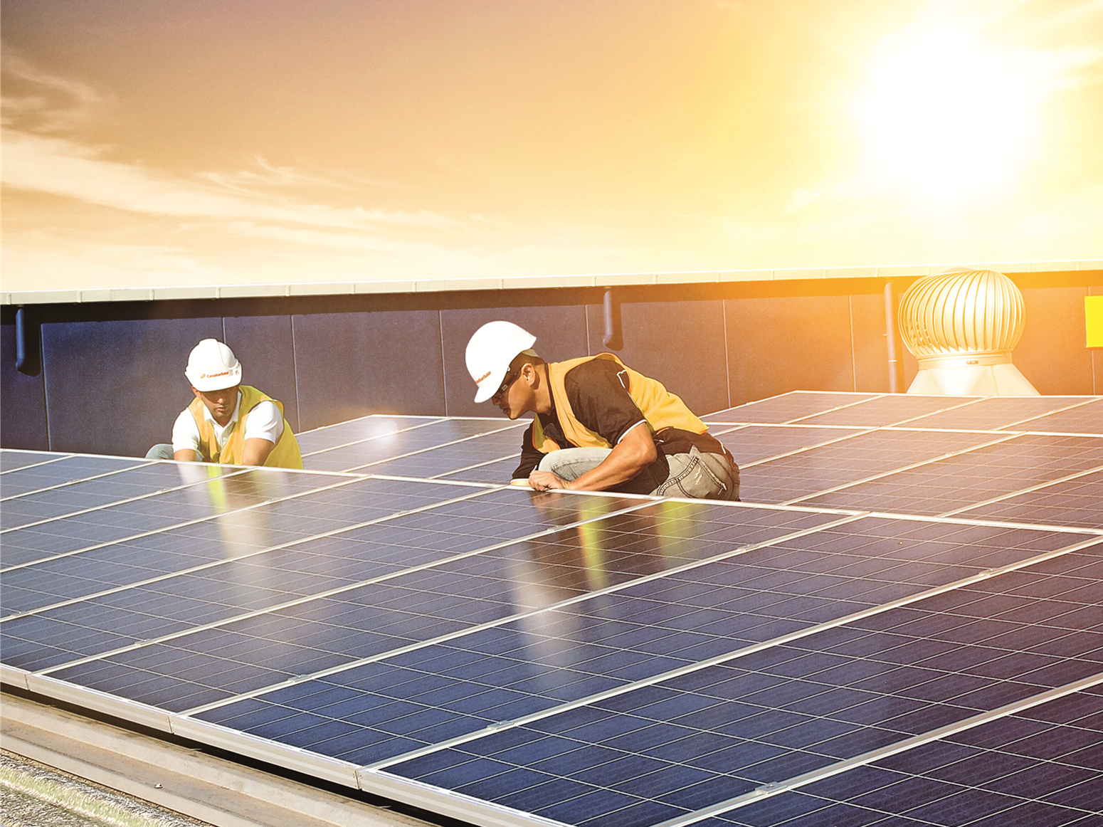 SHINING LIGHT IN THE SOLAR INDUSTRY <br>WITH THE SPV INITIATIVE