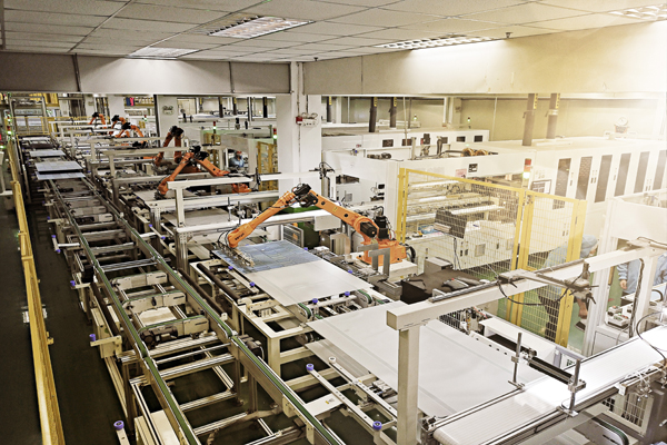 INDUSTRY LEADING QUALITY CONTROL