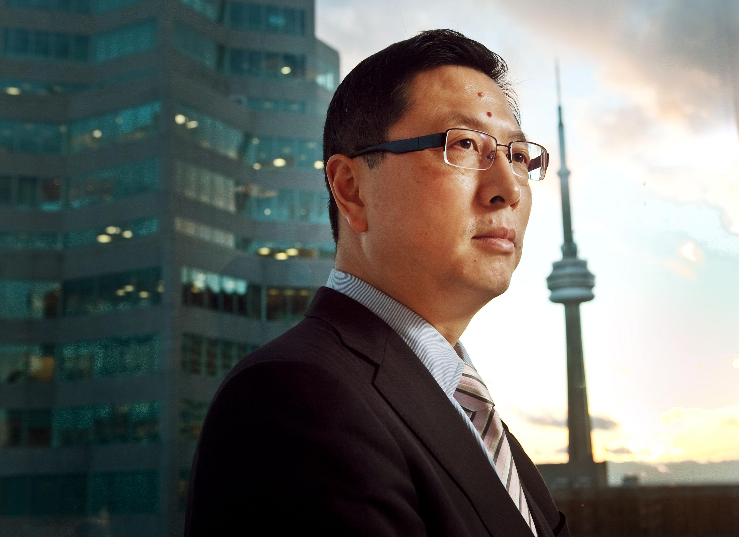 瞿晓铧博士的创业故事